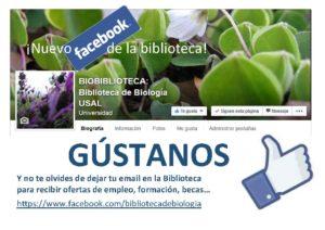 https://www.facebook.com/bibliotecadebiologia/